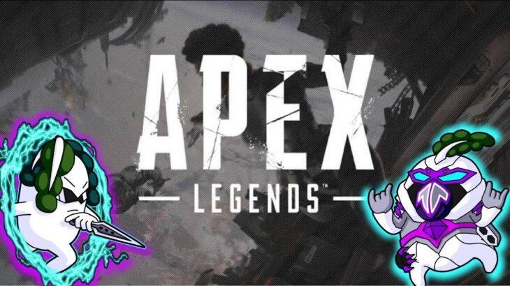 【APEX】えーぺっくすふぉーめん【🔴LIVE🔴】