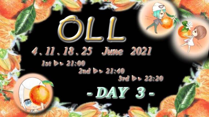 【荒野行動】OLL day3 レンタル女性?【クインテットリーグ戦】【みんしあ】【6月度】