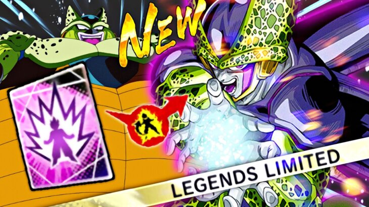 【海外情報】次のLFキャラはLF自爆セルで決まり!?【ドラゴンボールレジェンズ】【DRAGONBALL LEGENDS】